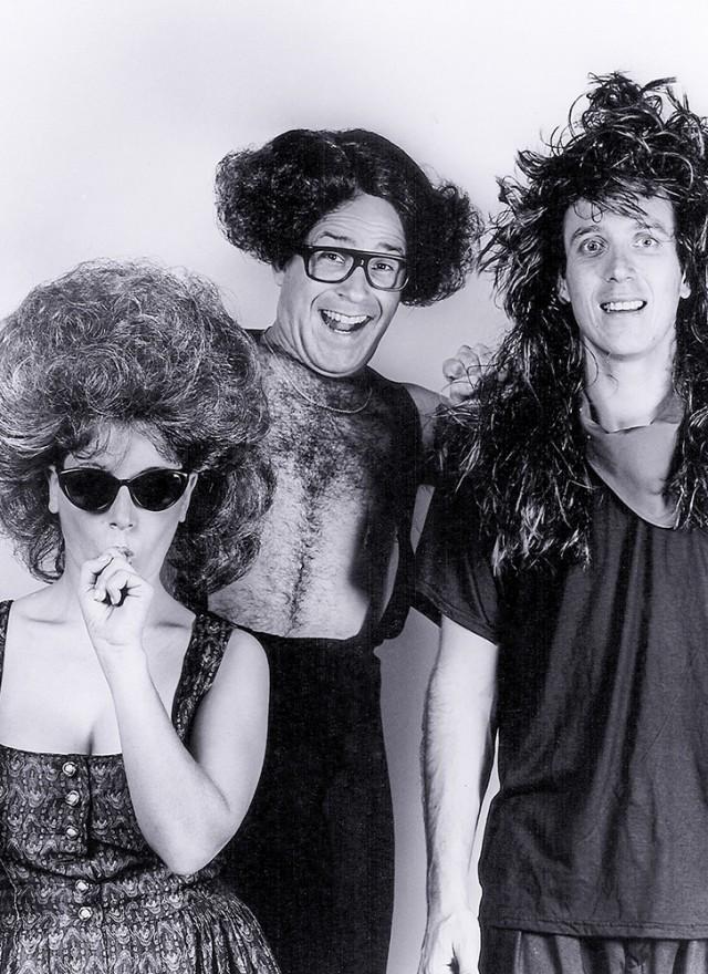 המופע של רפונזל, 1992